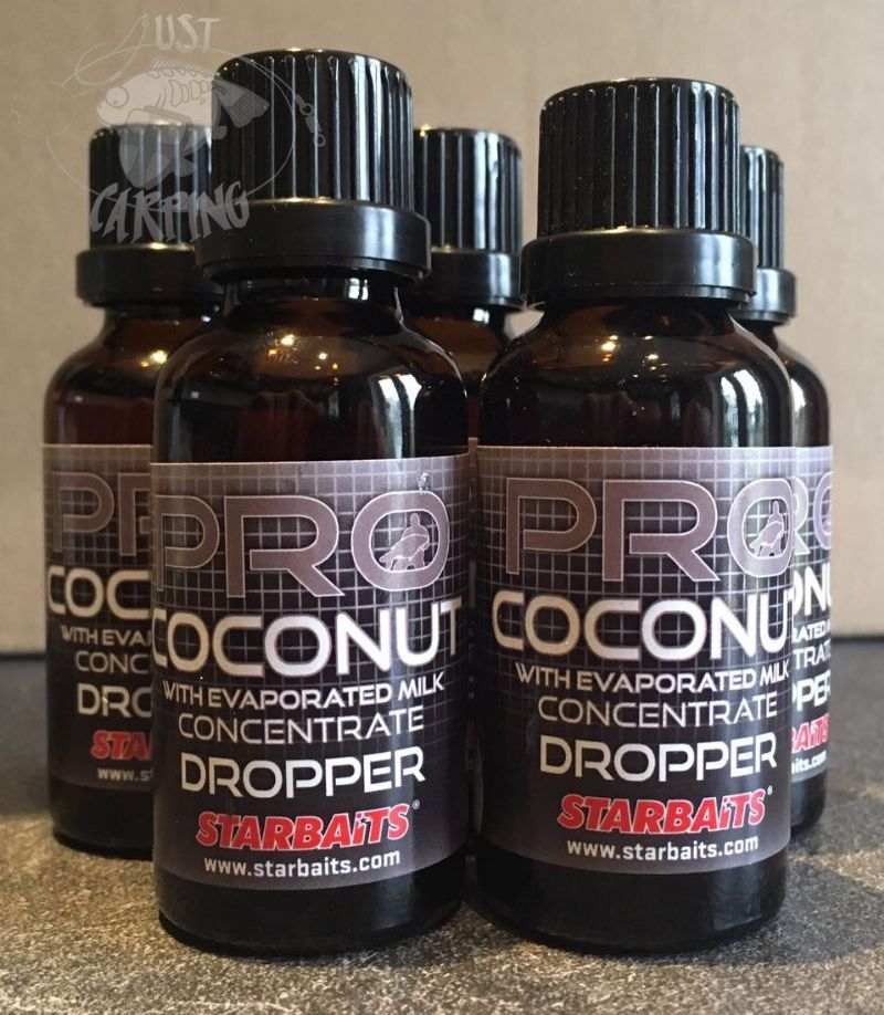 Starbaits Add It Coconut with Eva Milk Dropper
