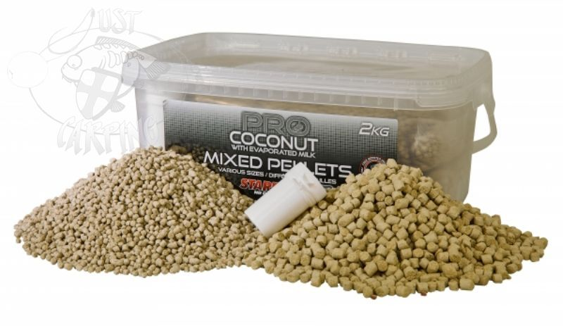 Starbaits Probiotic Coconut with Eva Milk Pellets