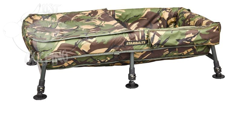 Medium image of camo deluxe carp hammock