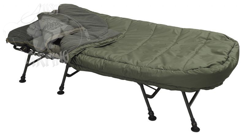 Starbaits Mammoth Sleeping System Bedchair