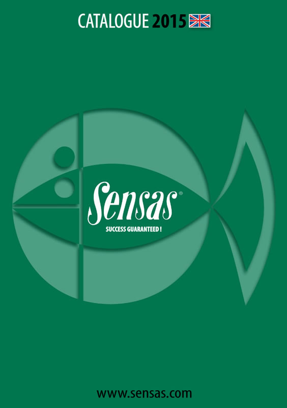 Sensas 2015 Catalogue
