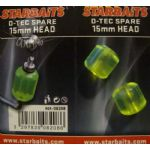 Starbaits D-Tec Spare Heads
