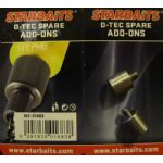 Starbaits D-Tec Add On Weights