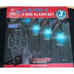 Starbaits Bite Alarms D-TEC E SR-2 BLUE BOX SET