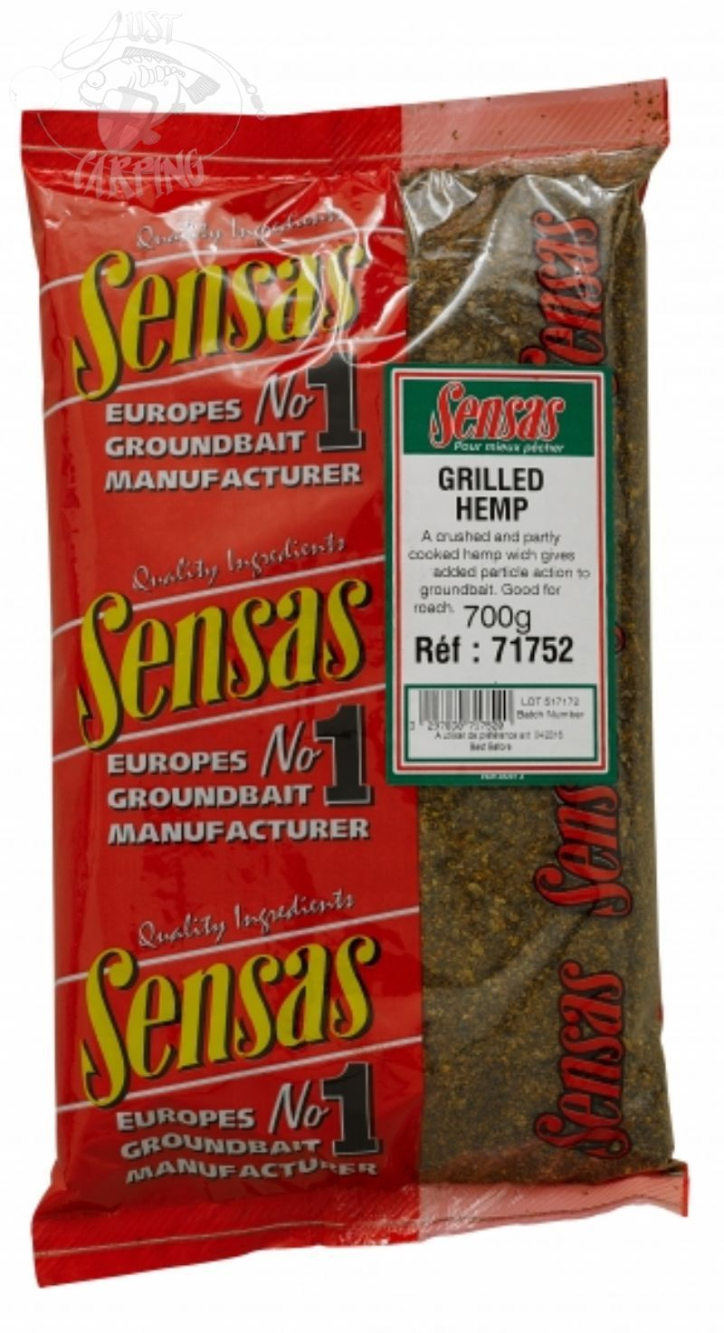 Sensas Grilled Hemp