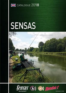 Sensas 2018 Catalogue