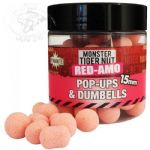 Dynamite Monster Tiger Nut Red Amo Fluro Pop Ups